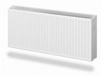 Стальной радиатор LEMAX 33 тип (высота 500 мм, боковое подключение)