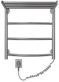 FRAP F 2244-8 (смеситель белый хромированный для ванны излив 35 см)