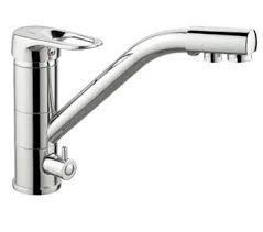 FRAP F4304 (смеситель хромированный для кухни ф40 с подключением фильтра для питьевой воды)