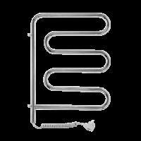 """Terminus Электрический полотенцесушитель """"Ш-образный поворотный"""" 520*650"""
