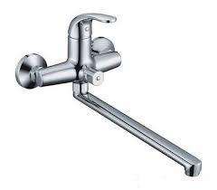 GAPPO G2238 (смеситель хромированный для ванны ф40 излив 35 см )