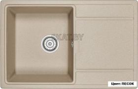 Мойка кухонная GRANULA GR-7804 оборачиваемая (ПЕСОК)