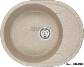 Мойка кухонная GRANULA GR-6301 оборачиваемая (КЛАССИК)