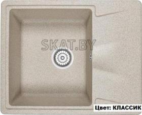 Мойка кухонная GRANULA GR-6201 оборачиваемая (КЛАССИК)