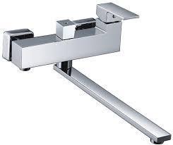GAPPO G2239 (смеситель хромированный для ванны ф25 излив 35 см )