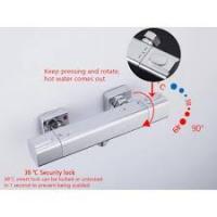 GAPPO G2091 (термостатический смеситель хромированный для душа)