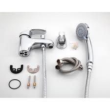 FRAP F1221 (смеситель хромированный c гигиеническим душем ф40)