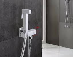 FRAP F7502 (гигиенический душ со смесителем)