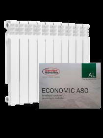 алюминиевый радиатор Standart Hidravlika Economic A80